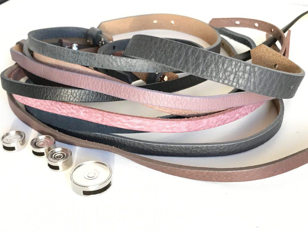 Verschillende cuioi armbanden