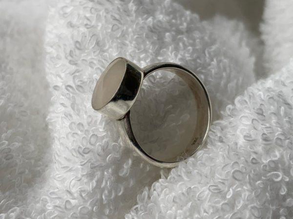 Een moedermelk ring op maat